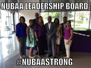 NUBAA Board 2015