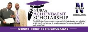 NUBAA Achievement Scholarship