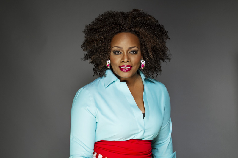 NUBAA Detroit Presents: A Night With Dianne Reeves
