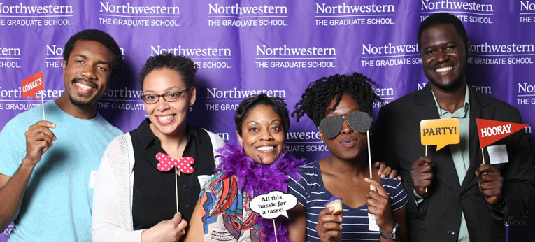The Graduate School Celebrates 50 Years of Diversity at Northwestern!