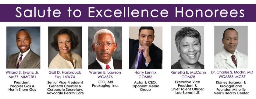 2015 Summit Honorees
