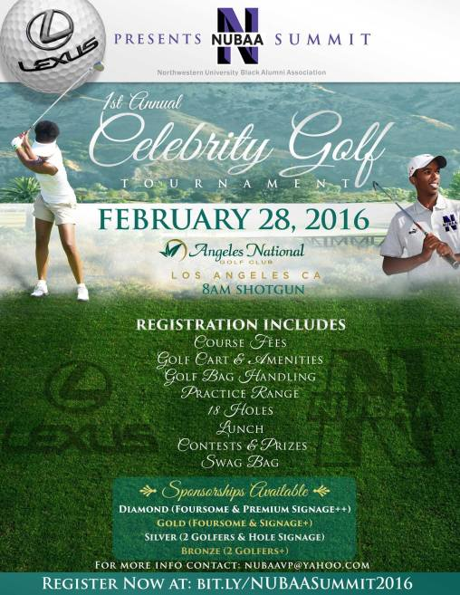 2016 Celebrity Golf Outing